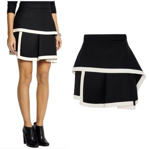 McQ by Alexander McQueen layered skirt US 6 IT 42